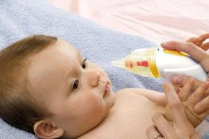 Bebeklerde Burun Temizliği Şart