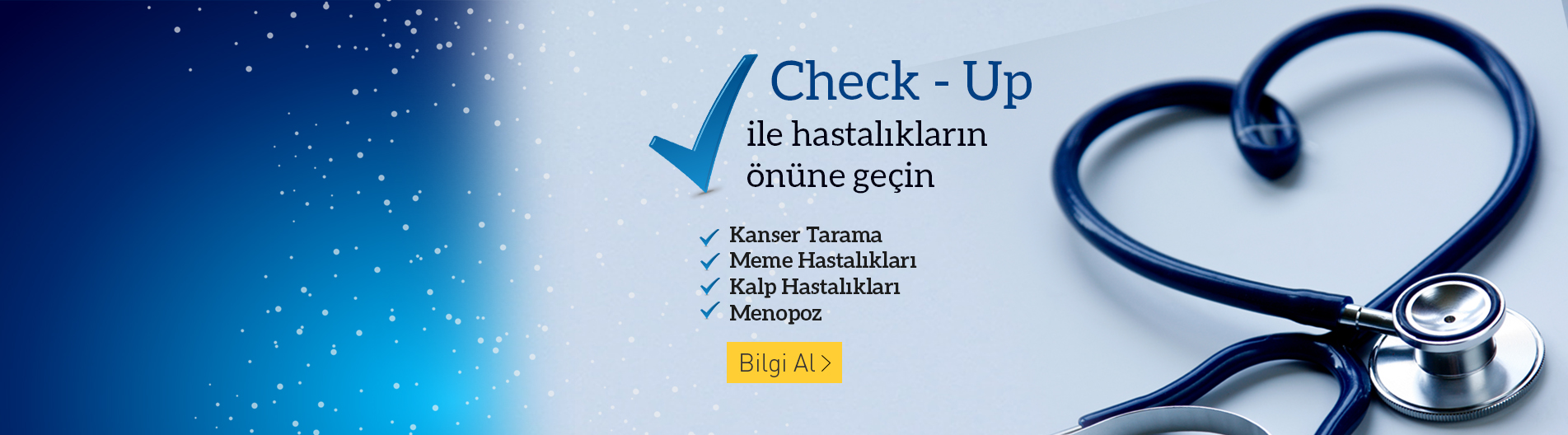 CHECK UP YENİ YIL