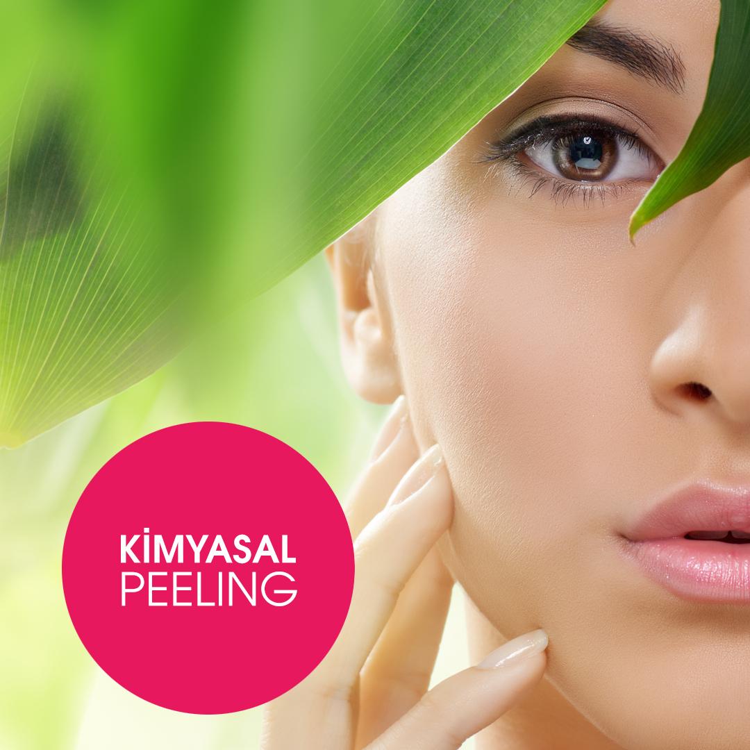Leke Tedavisi ve Kimyasal Peeling Uygulaması