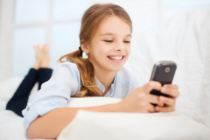 Affects of Mobile Phones on Children